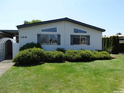 Dallas Manufactured Home For Sale: 300 SE Lacreole (#305) Dr #305