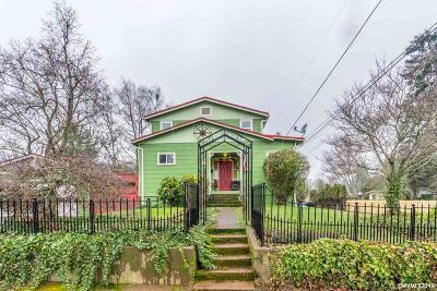 Salem Single Family Home Active Under Contract: 3215 Bonham St