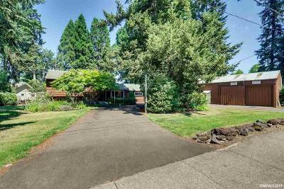Keizer Single Family Home For Sale: 6995 River Rd