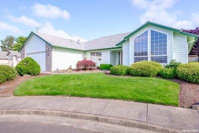 Keizer Single Family Home Active Under Contract: 959 Boardwalk Av