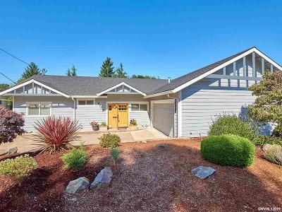 Salem Single Family Home For Sale: 2775 Bolton Terrace