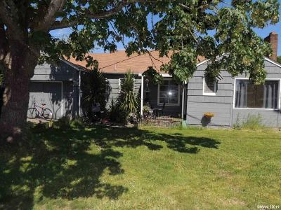 Keizer Single Family Home Active Under Contract: 4708 Thorman Av