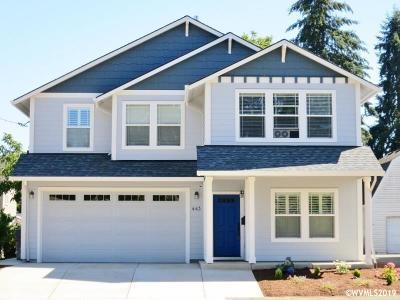Dallas Single Family Home For Sale: 443 SW Washington St