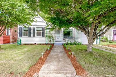 Albany Single Family Home Active Under Contract: 1525 Park Terrace