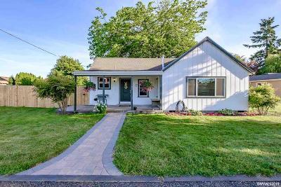 Brownsville Single Family Home Active Under Contract: 102 E Kisling Av