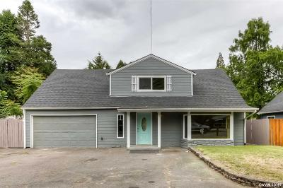 Keizer Single Family Home For Sale: 4939 Delight St