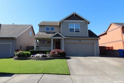 Keizer Single Family Home Active Under Contract: 918 Rupp Av