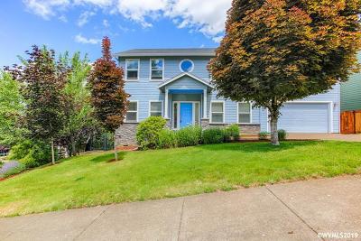 Salem Single Family Home For Sale: 2839 Hoover Av
