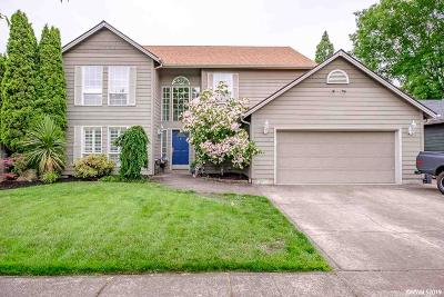 Salem Single Family Home For Sale: 4965 Happy Dr