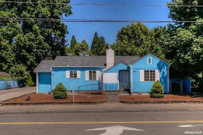 Salem Commercial For Sale: 3865 D St
