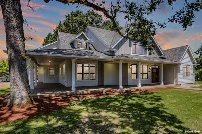 Stayton Single Family Home For Sale: 485 W Ida St