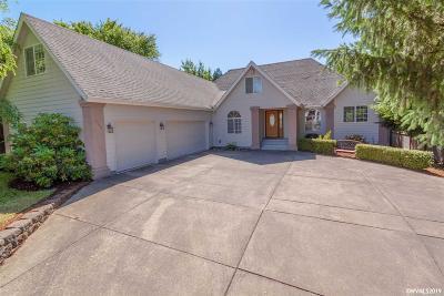 Salem Single Family Home For Sale: 3280 Cooke St