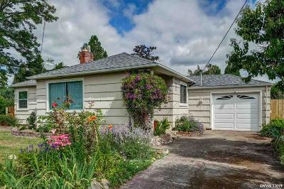 Corvallis Single Family Home Active Under Contract: 5245 SW Hillview Av