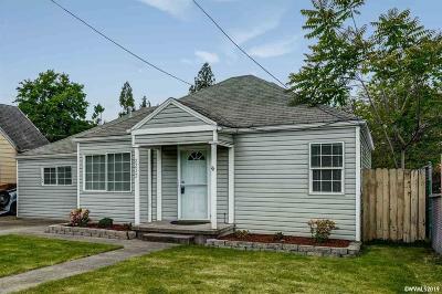 Salem Single Family Home For Sale: 2233 Broadway St