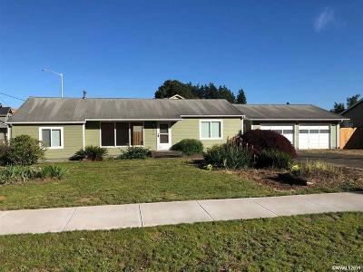 Keizer Single Family Home Active Under Contract: 1850 Chemawa St