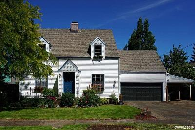 Dallas Single Family Home For Sale: 746 SE Shelton St