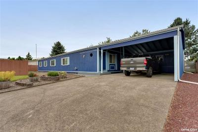 Keizer Manufactured Home For Sale: 5183 Dory Ct