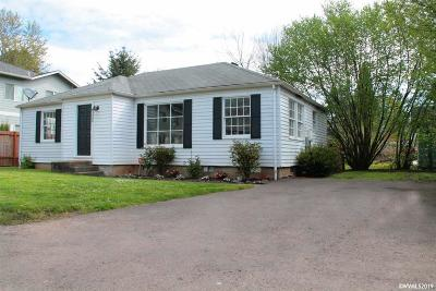Keizer Single Family Home For Sale: 4932 Fillmore St