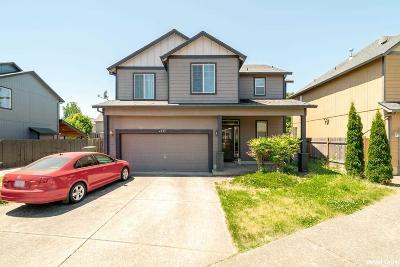 Salem Single Family Home For Sale: 4555 Antonia Av