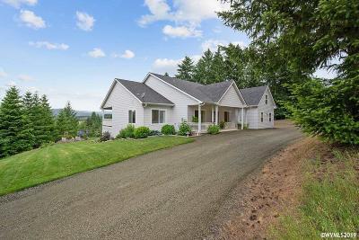 Dallas Single Family Home For Sale: 15885 Ferns Corner Rd