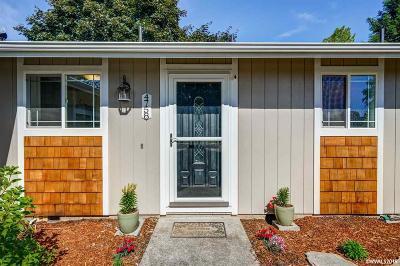 Salem Single Family Home For Sale: 4758 49th Av
