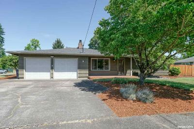 Keizer Single Family Home Active Under Contract: 5086 Elizabeth St