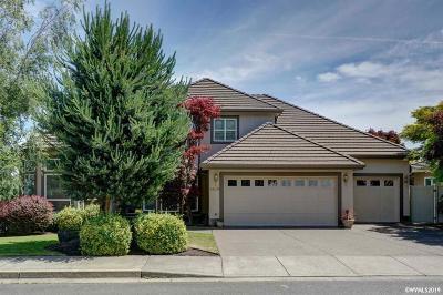 Salem Single Family Home Active Under Contract: 1420 Ranier Lp