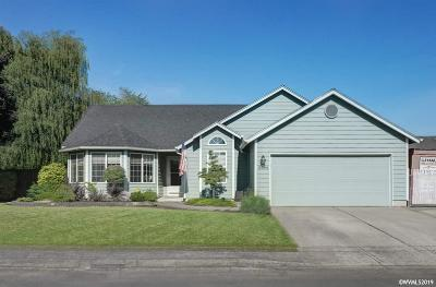 Keizer Single Family Home For Sale: 5364 Willow Leaf St