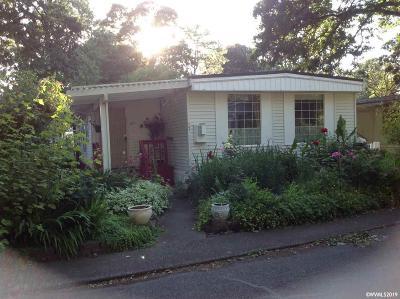Salem Manufactured Home For Sale: 3100 Turner (#143) Rd #143