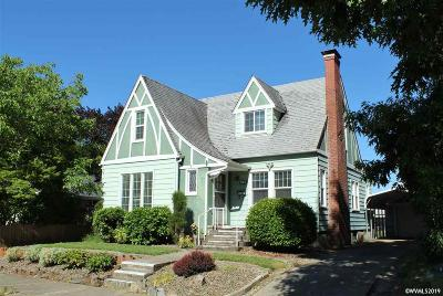Salem Single Family Home For Sale: 1131 14th St