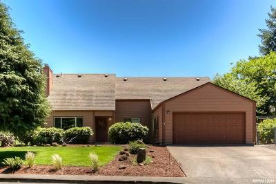 Stayton Single Family Home For Sale: 1825 Kent Av