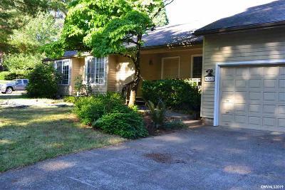 Salem Single Family Home Active Under Contract: 6862 Lemongrass