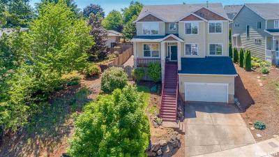 Salem Single Family Home For Sale: 2704 Bald Eagle Av