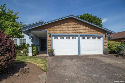 Keizer Single Family Home For Sale: 5433 Dwan Ct