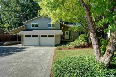 Keizer Single Family Home Active Right Of Refusal: 1290 Rafael St