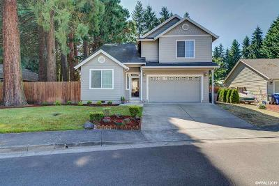 Keizer Single Family Home For Sale: 7533 Camden St