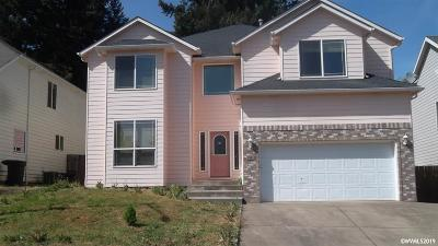 Salem Single Family Home For Sale: 363 Pintail Av