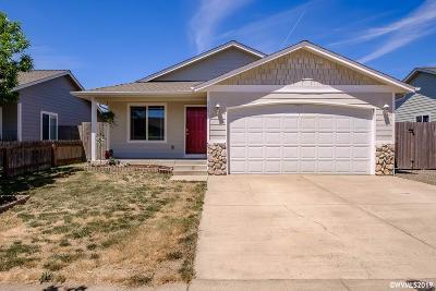 Albany Single Family Home For Sale: 3245 Harvard Av