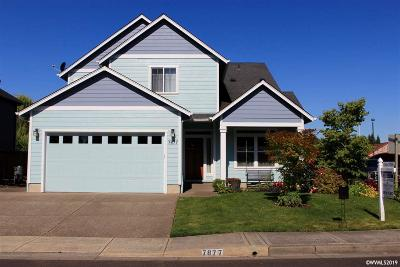 Keizer Single Family Home For Sale: 7877 Caleb St