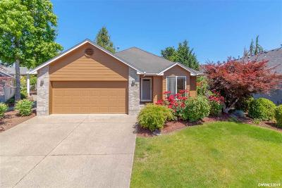 Keizer Single Family Home For Sale: 6674 Brookhollow Ct