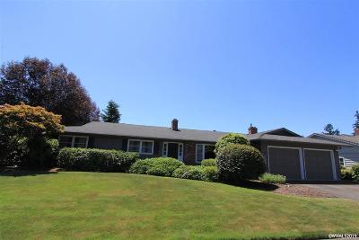 Keizer Single Family Home For Sale: 1378 Mistwood Dr