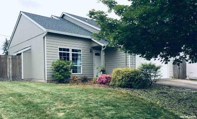 Albany Single Family Home For Sale: 2910 Westcott Av