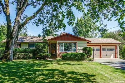Salem Single Family Home For Sale: 675 Johnson St