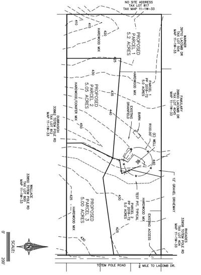 Lebanon Residential Lots & Land Active Under Contract: Totem Pole Proposed Parcel 2