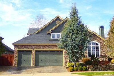 Salem Single Family Home For Sale: 3907 Tayside St