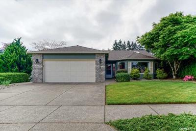 Salem Single Family Home For Sale: 1122 Natalie Av