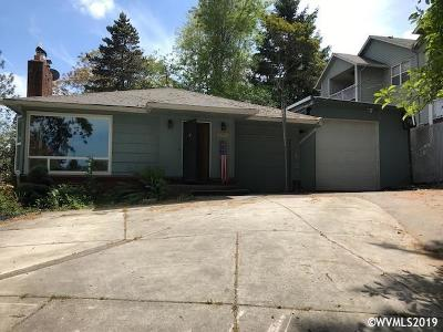 Salem Single Family Home For Sale: 546 Vista Av