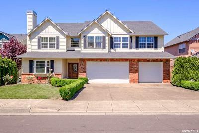Salem Single Family Home For Sale: 2707 Fillmore Av