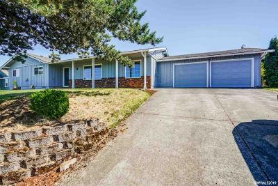 Salem Single Family Home For Sale: 2272 Dalke Ridge Dr