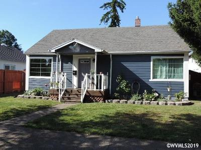 Salem Single Family Home For Sale: 1165 Shipping St